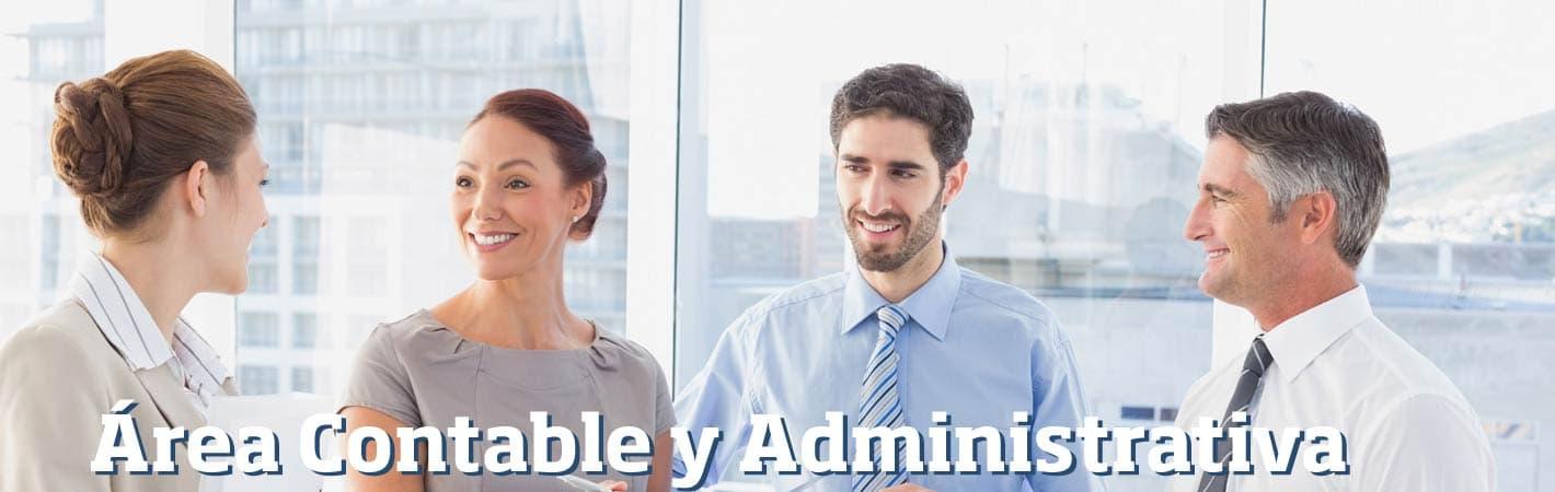 Área Contable y Administrativa