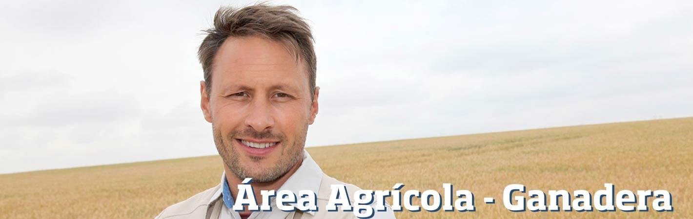 Área Agrícola - Ganadera